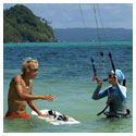 kitesurf lessons in Boracay, Philippines/Asia - thumbnail