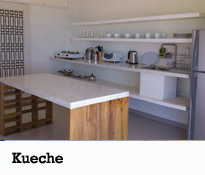 Bacchus apartment - Kueche