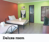 Lazy Dog bed&breakfast - Deluxe room
