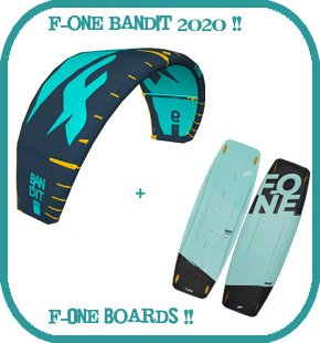 F-one kites Bandit 11 from 2018
